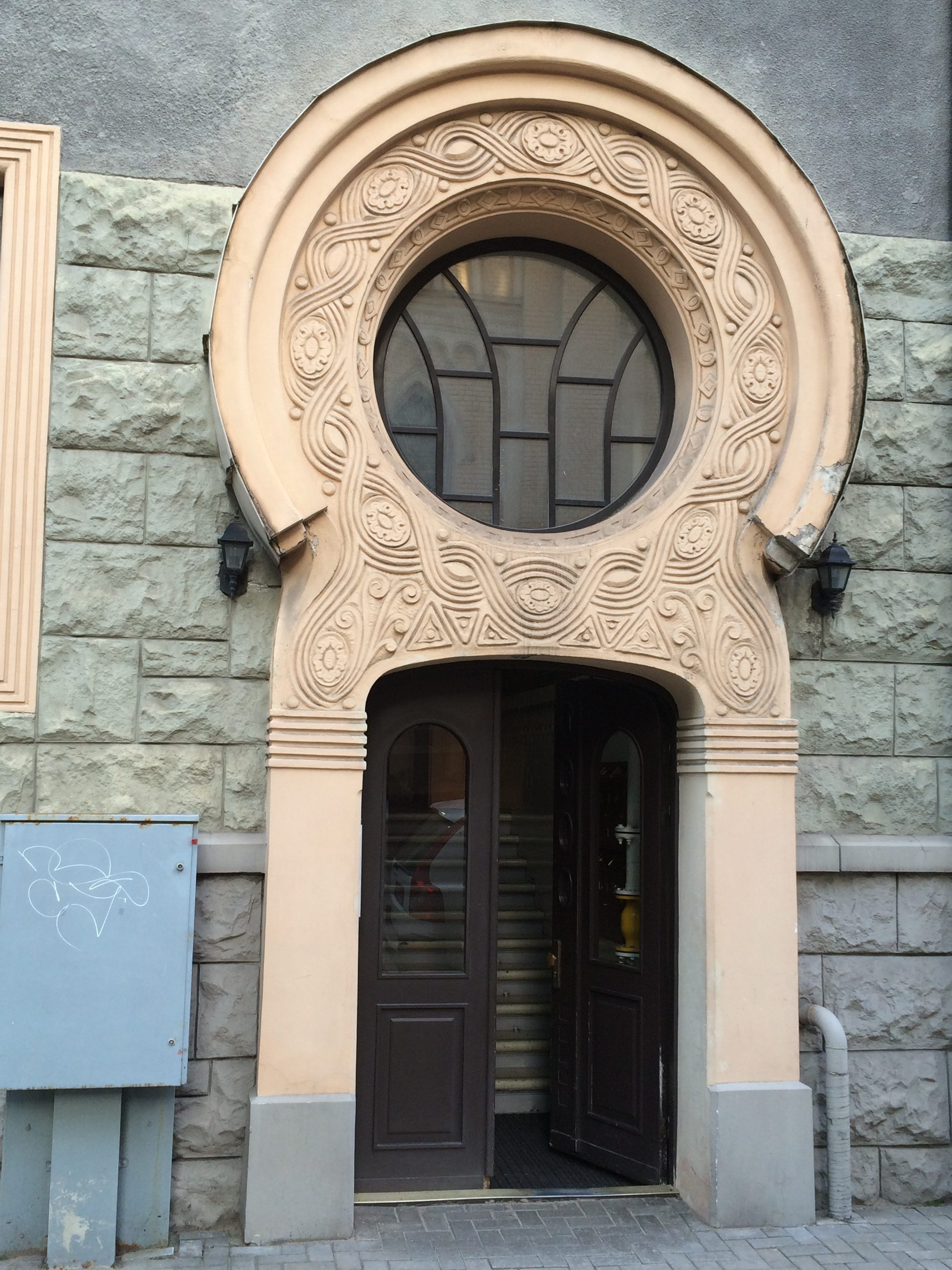 Private Tour Riga Latvia door