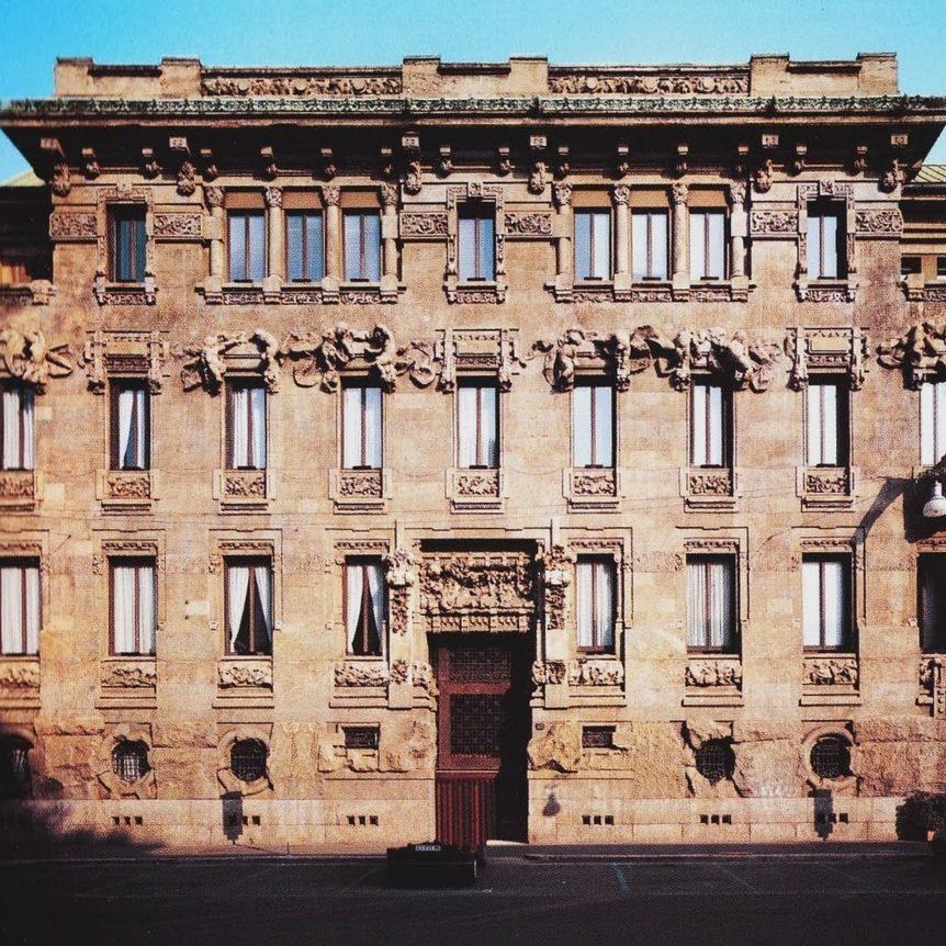 Palazzo Castiglioni Milan