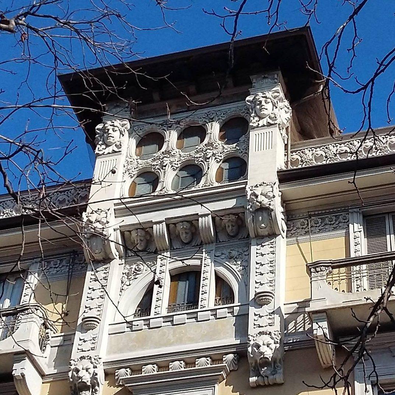 turin nice amazing facade private tour