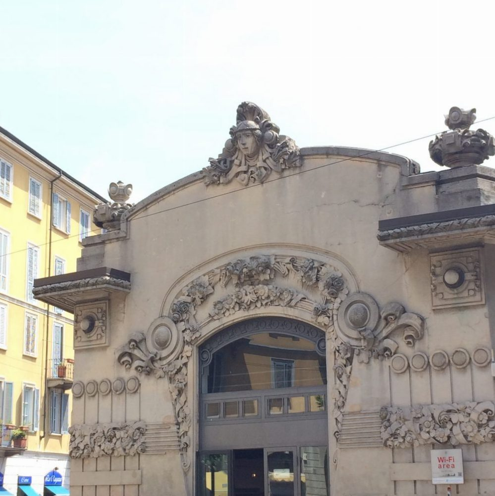 Art nouveau in milan center and porta venezia half day - Cinema porta venezia milano ...