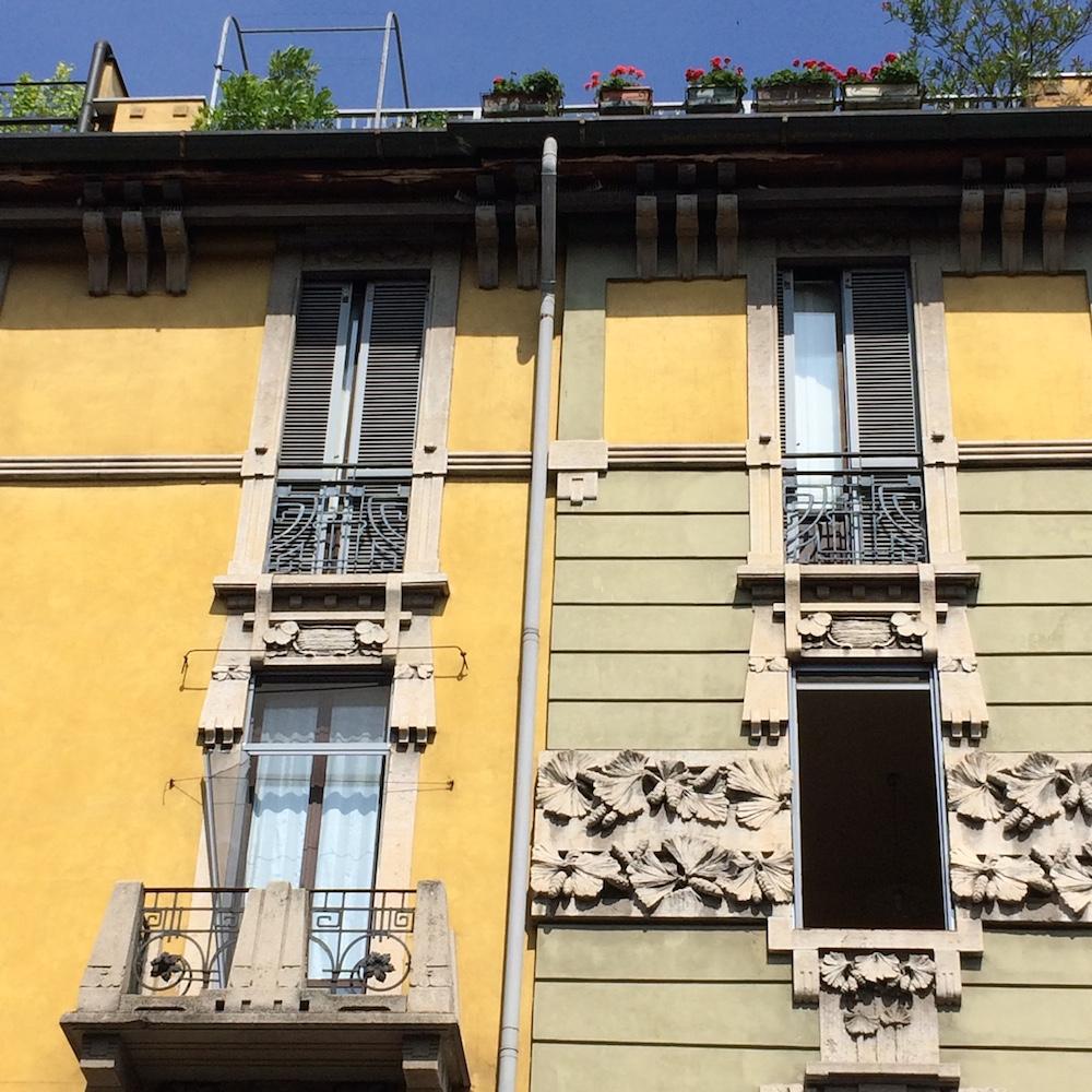 via Settala 35 District Porta Venezia Milan