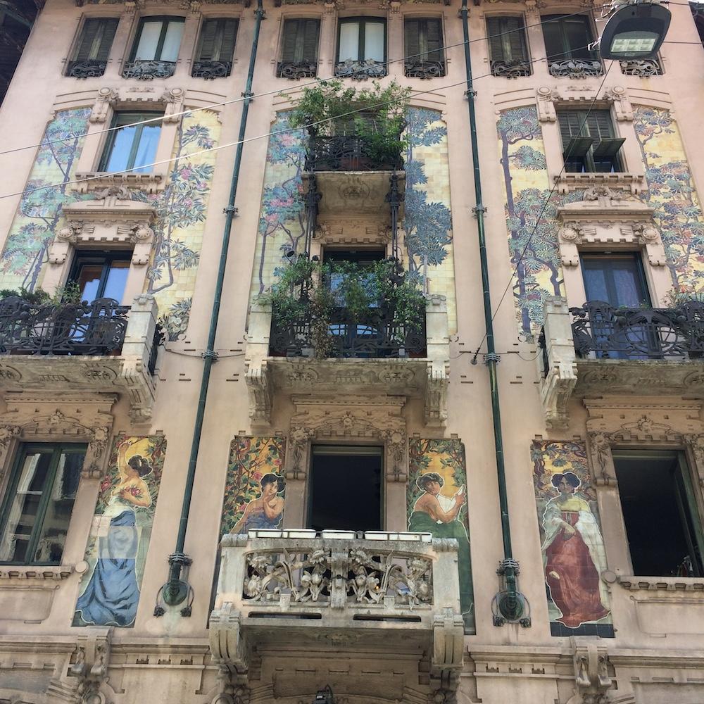 Casa Galimberti Porta Venezia Milan