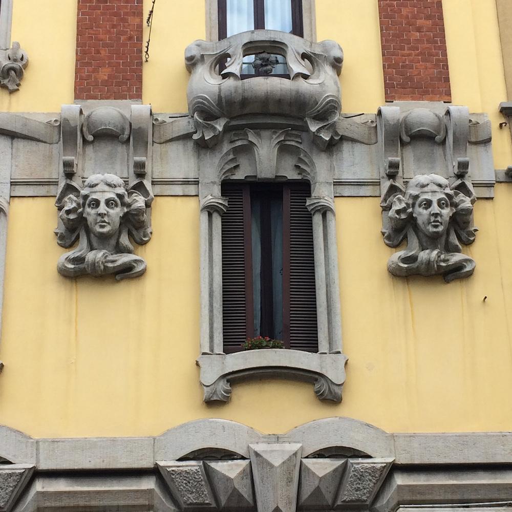 via Maiocchi 14 Porta Venezia Milan