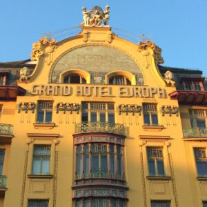 Grand Hotel Europa Prague W