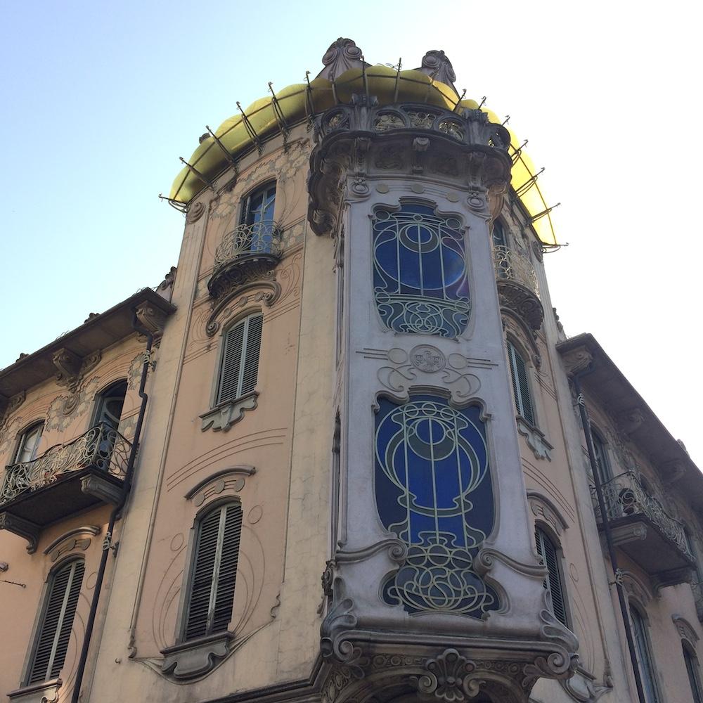 Casa Fenoglio Lafleur Turin Art Nouveau Liberty
