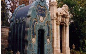 Kozma street cemetery - Jewish Cemetery - Art Nouveau private experience in Budapest