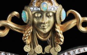 Jewellery Art Nouveau