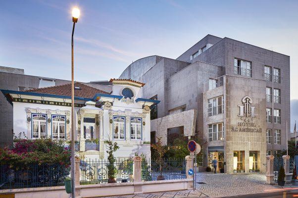 hotel as américas Aveiro Arte Nova