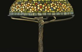 Tiffany Lamp Best Tour Designer