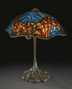 Tiffany Lamp Tour