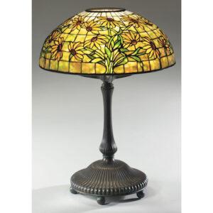Lamp Art Nouveau trip