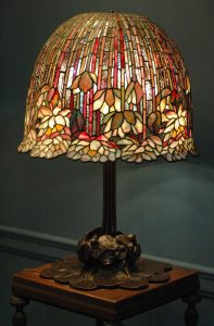 Lamp Art Nouveau Tours exclusive