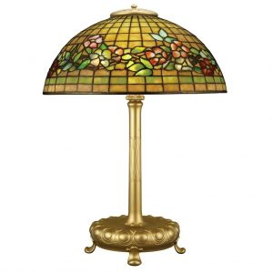 Art Nouveau City Tours Lamp