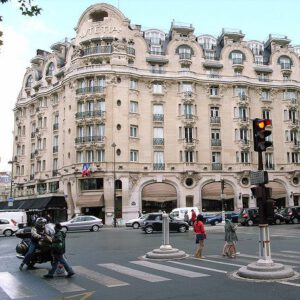 Hotel Lutetia, France