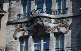 Lutetia façade belle epoque paris