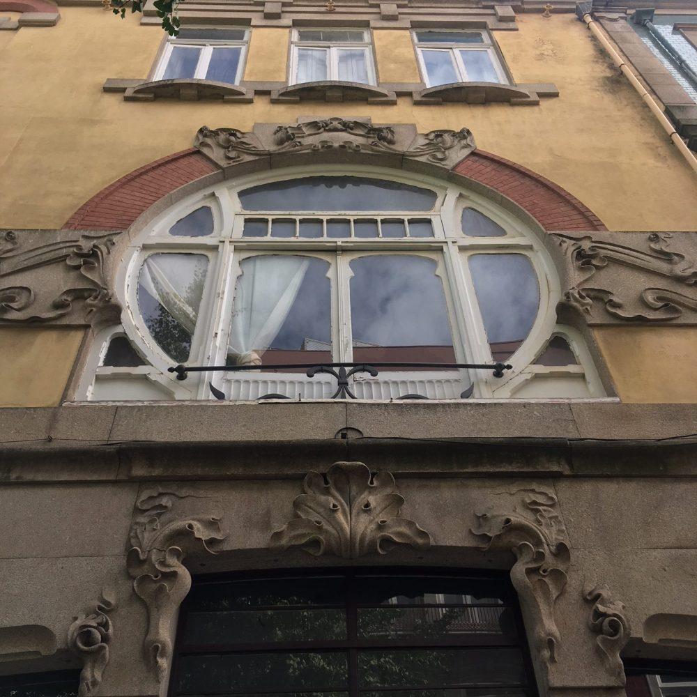 Rua da Galeria de Paris Portugal Porto