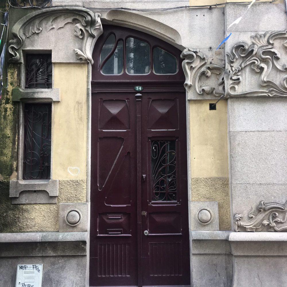 art nouveau Porto arte nova