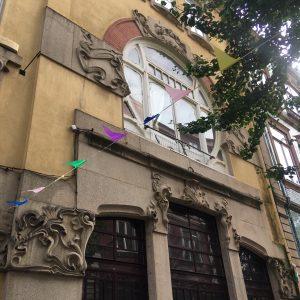 Porto _ Rua da Galeria de Paris _ arte nova