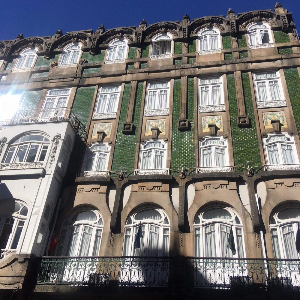 Hotel Peninsular Porto