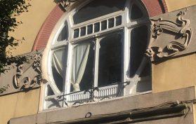 Rua da Galeria de Paris no Porto