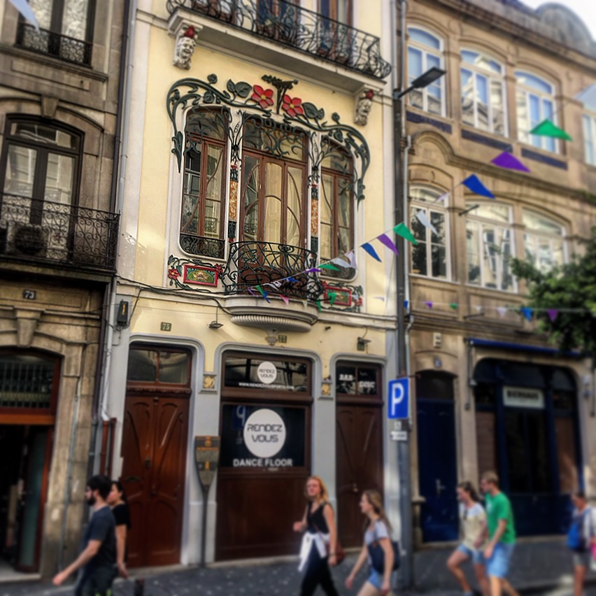 Porto_Art Nouveau