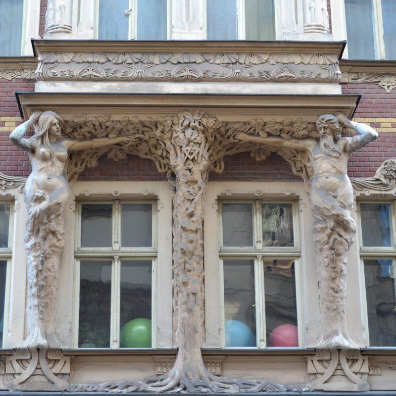 Private Tour Riga Latvia Riga sculptures