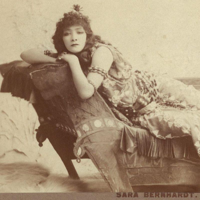 Sara Bernhardt - Paris