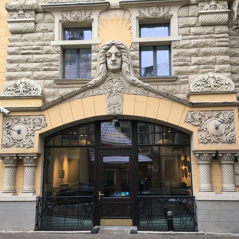 Private Tour Riga Latvia restaurant
