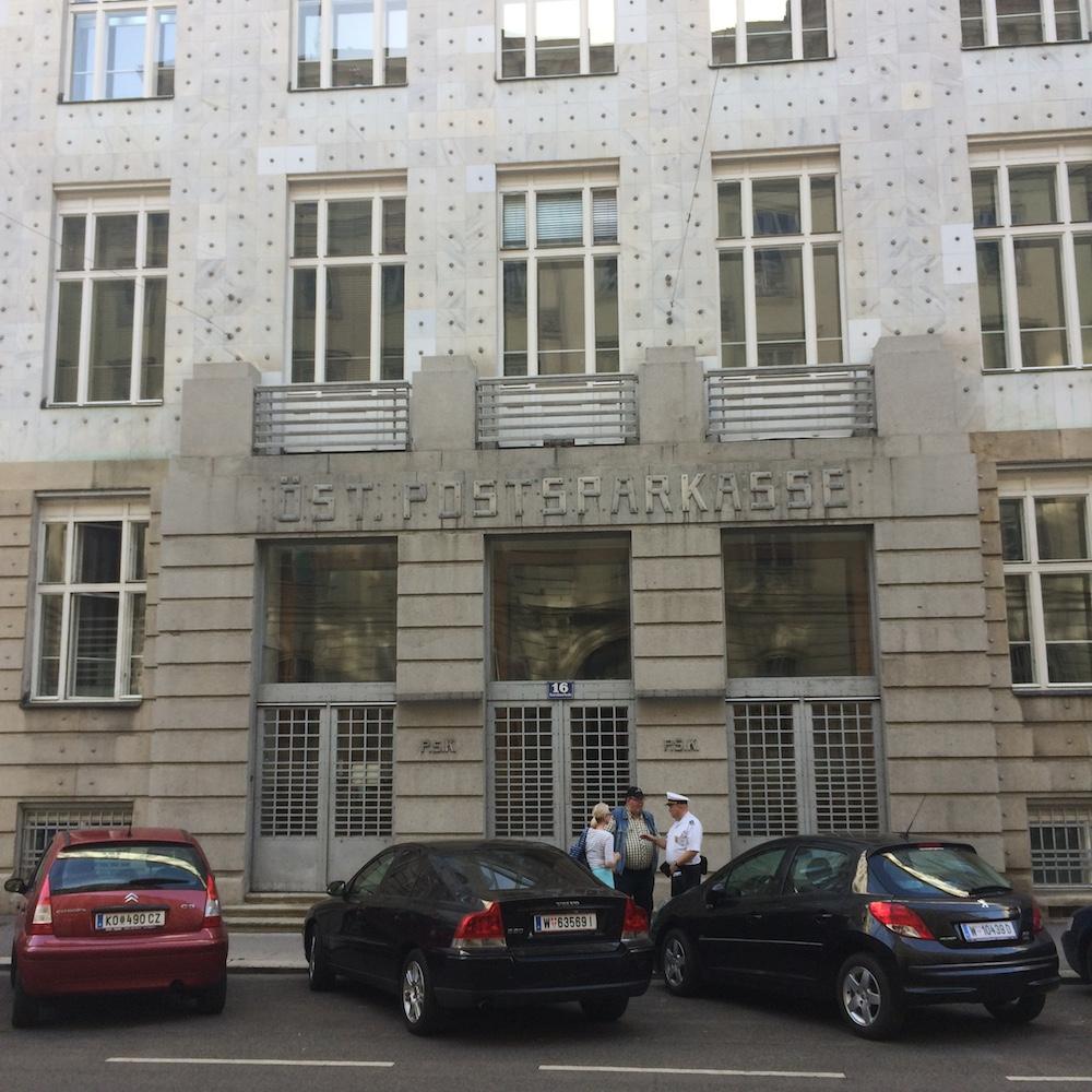 Postsparkasse Vienna Bank