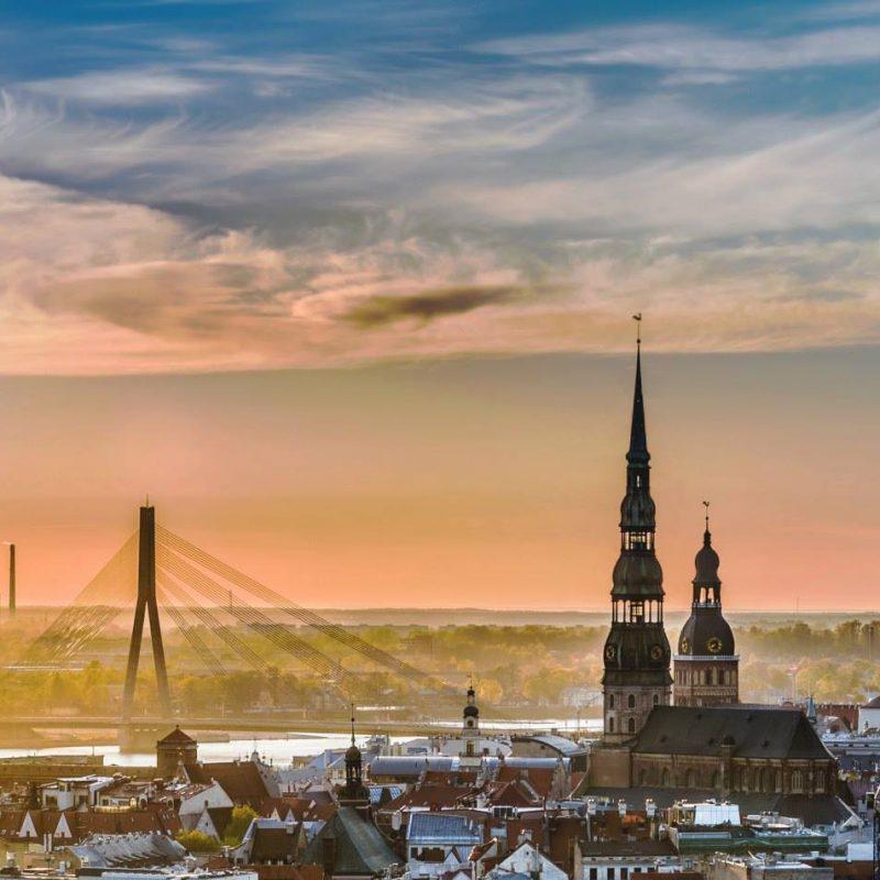 Private Tour Riga Latvia general view