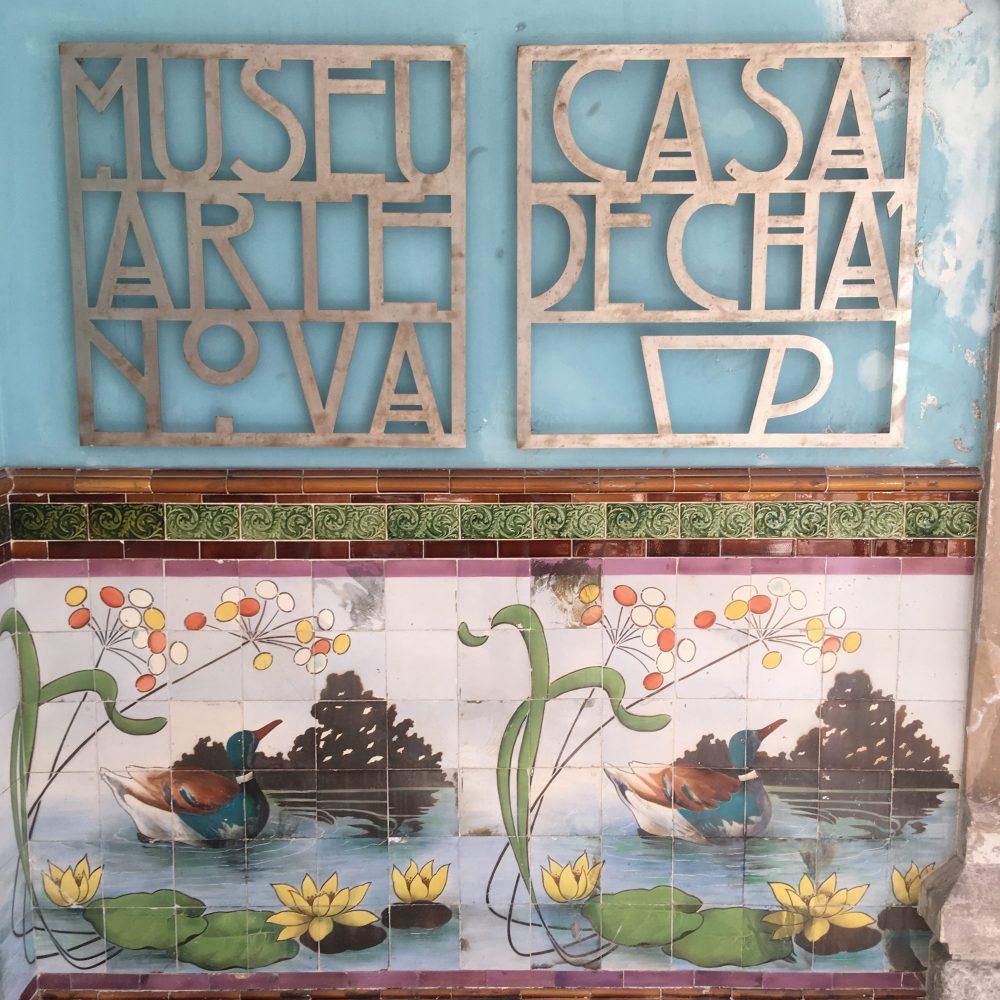 Private tours Art Nouveau Aveiro - Museu Arte Nova