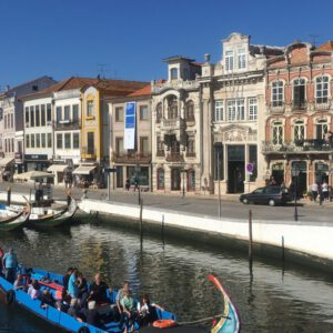 Private tours Art Nouveau Aveiro - river