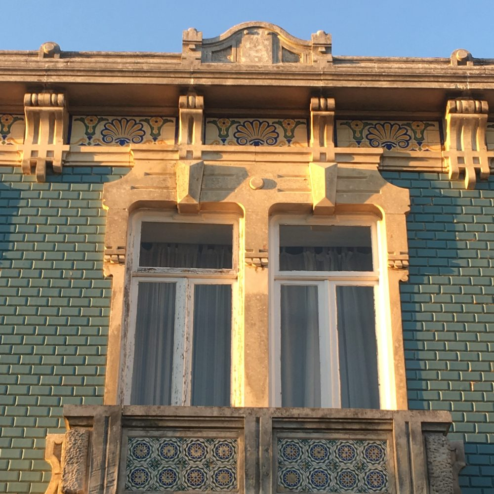 Private tours Art Nouveau Aveiro - sunlight