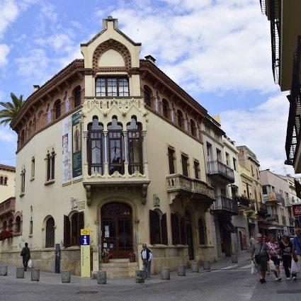 Casa Museu Domènech i Montaner - Canet de mar