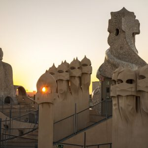 Guided visit The awakening of La Pedrera