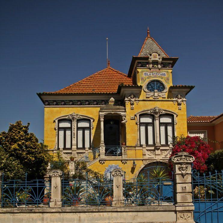 Private tours Art Nouveau Ílhavo - vila africana