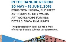 Architecture in the Danube Region - exhibit FUGA Budapest