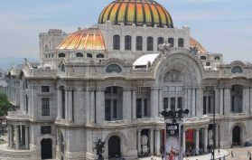 Mexico DF - Check for exclusive Art Nouveau private tours in Europe