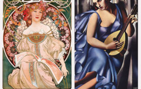art nouveau or art deco